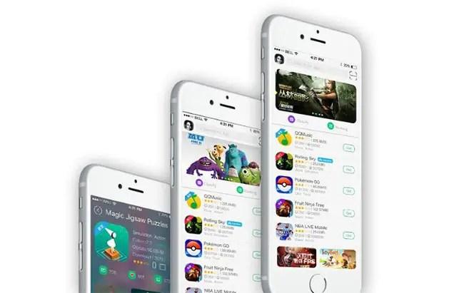 Tutuapp iOS - Tutuapp for iPhone, iPad, iPod