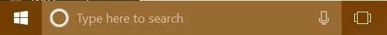 Search bar Windows