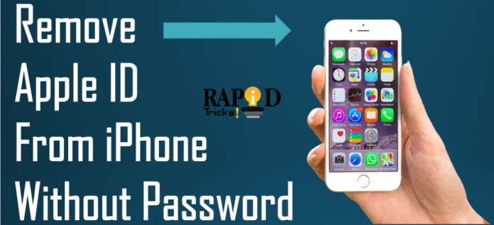 How to Remove an Apple ID from iPhone Without Password