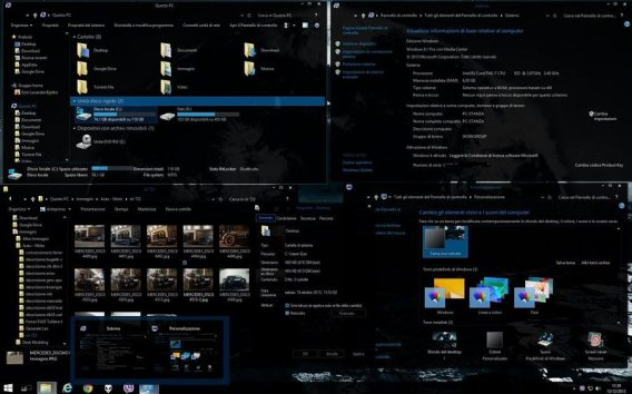 Abisso Theme for Windows 8 & 8.1