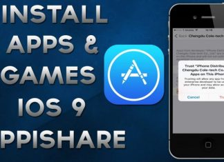 Appishare for iOS