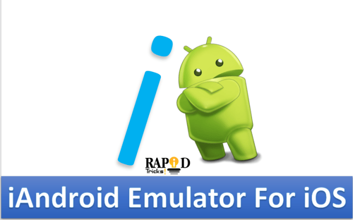 Android emulator iOS - iAndroid
