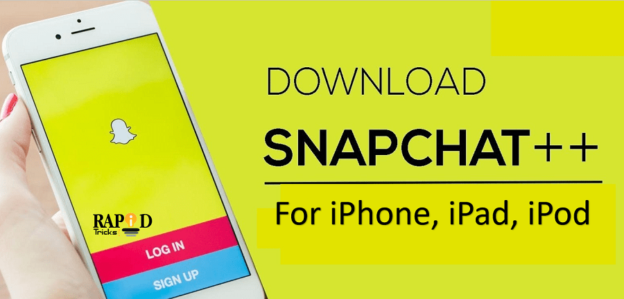 Snapchat Download For Iphone Ipad Ipod Snapchat Plus Plus
