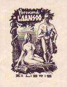 Perekond Laansoo Märjamaalt - 1960