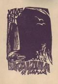 Viive ja Lembit Kaljula Raplast - 1968 sept -