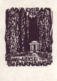 Mai ja Aleksei Parnabas Veliselt - 1982 mai