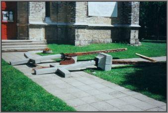 Vanad torni ristid, juuni 2006