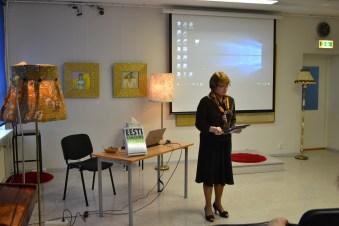Emakeelepäeva juhatas sisse Kaja Tammar