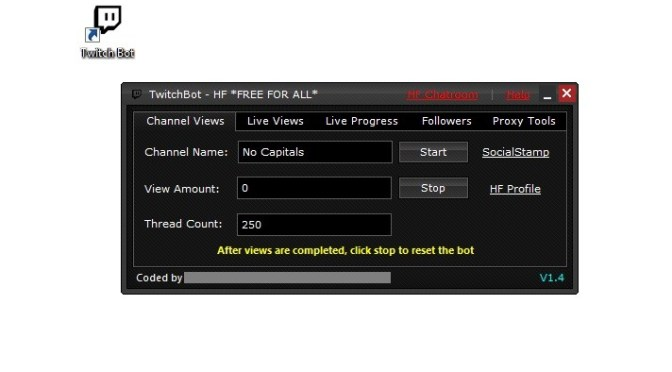 Twitch Bombers Deliver Malware and PUPs