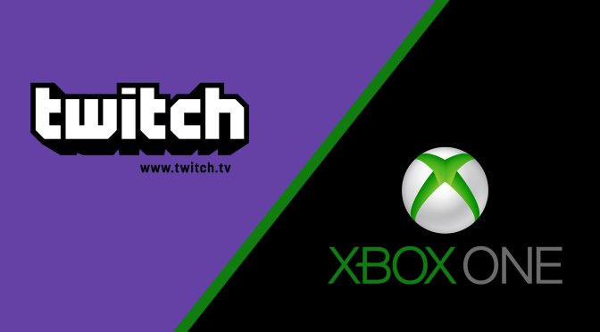 Xbox One gets all new Twitch features