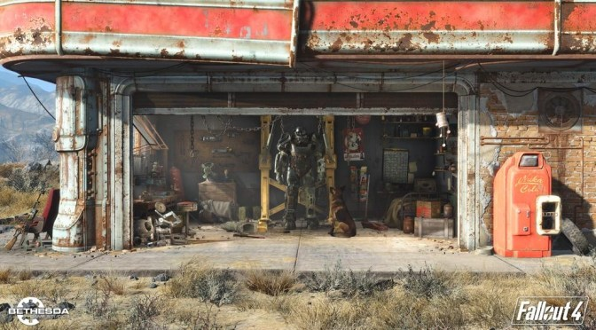 Fallout 4 confirmed, game coming to PS4, Windows PC, Xbox One