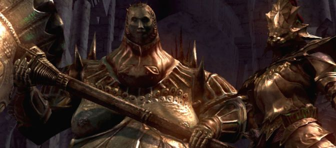 Twitch Beats Dark Souls' Hardest Boss: Ornstein and Smough