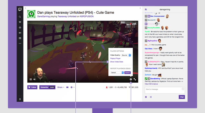 Twitch Rolls Out Redesigned Video Player With HTML5 Controls To All Users