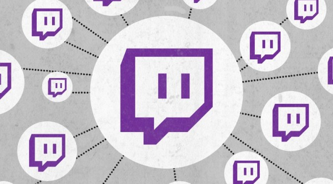 Twitch Doesn't Only Want to Play Games