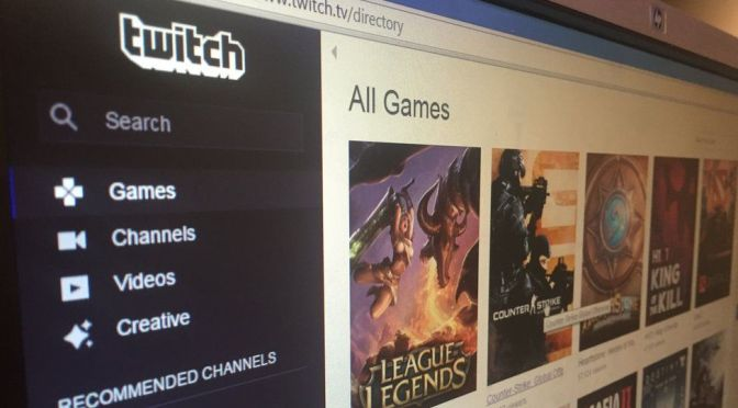 Twitch and YouTube 'taking misogynistic abuse in gaming seriously'