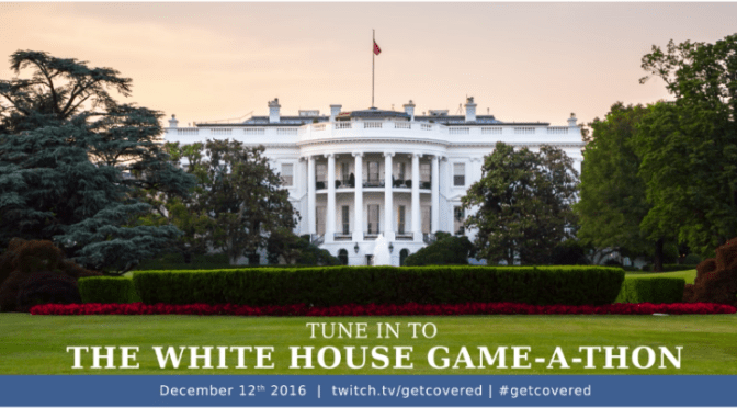 Twitch Will Stream Gaming Event Live From The White House