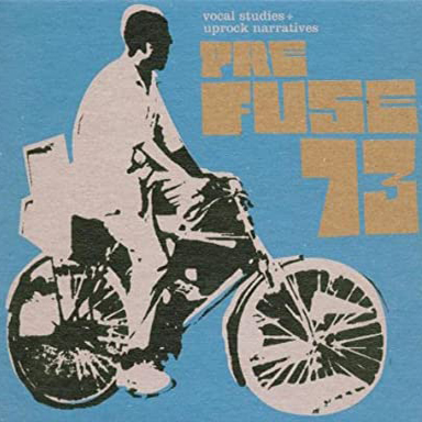 Prefuse 73 – Vocal Studies + Uprock Narratives