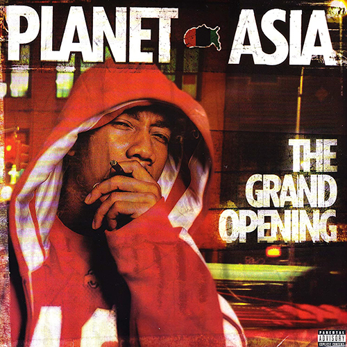 Planet Asia – The Grand Opening