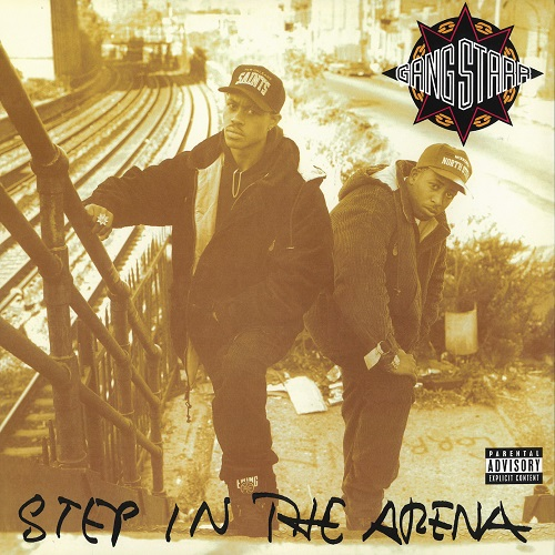 Gang Starr – Step In The Arena