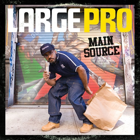 Large Professor – Main Source