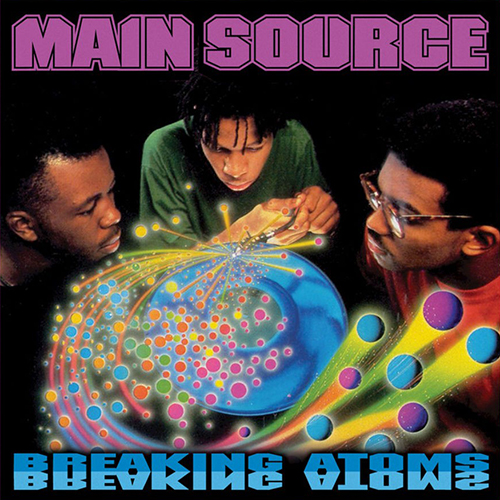 Main Source – Breaking Atoms