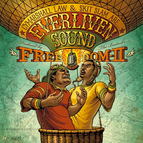 Cymarshall Law & Skit Slam Are… Everliven Sound – Freedom II
