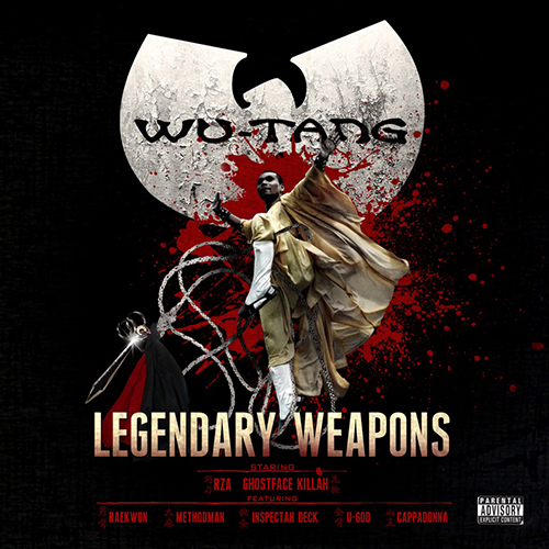 AA.VV. – Wu-Tang Legendary Weapons