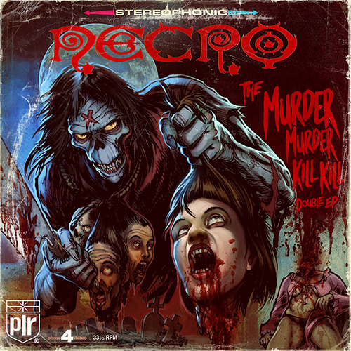 Necro – The Murder Murder Kill Kill Double EP