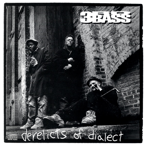 3rd Bass – Derelicts Of Dialect