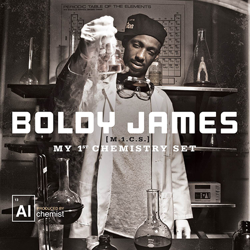 Boldy James – My 1st Chemistry Set (M.1.C.S.)