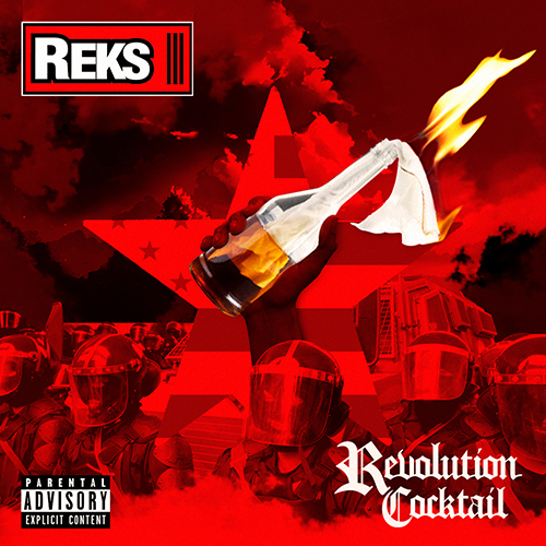 Reks – Revolution Cocktail