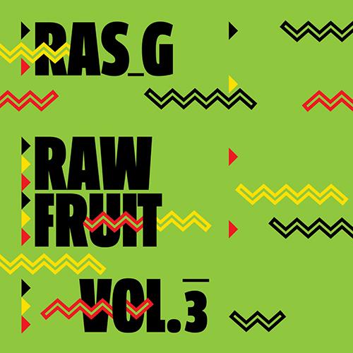 Ras_G – Raw Fruit Vol. 3