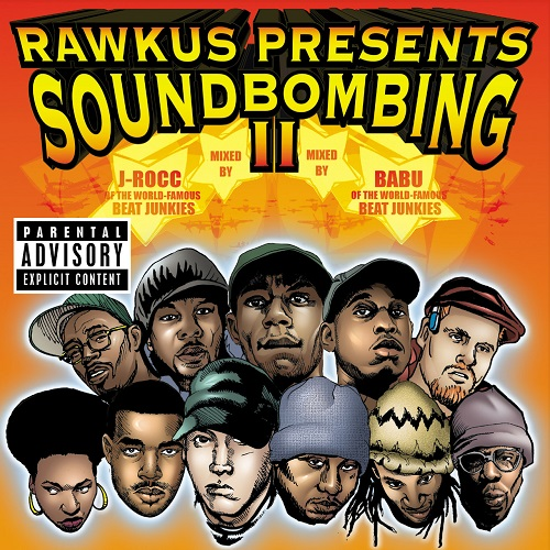 AA.VV. – Rawkus Presents Soundbombing II