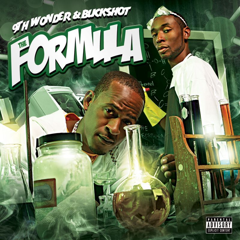9th Wonder & Buckshot – The Formula