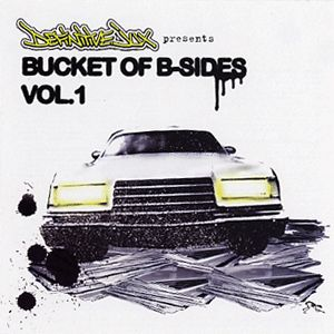 AA.VV. – Definitive Jux Presents Bucket Of B-Sides Vol. 1