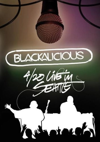 Blackalicious – 4/20 Live In Seattle