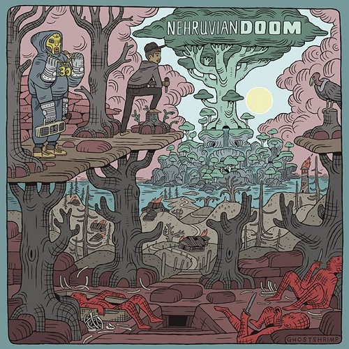 Bishop Nehru and DOOM – NehruvianDOOM