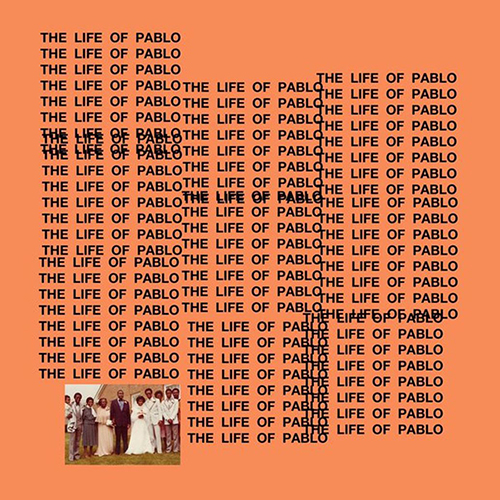 Kanye West – The Life Of Pablo