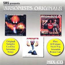 Arsonists – SRS Presents Arsonists Originals