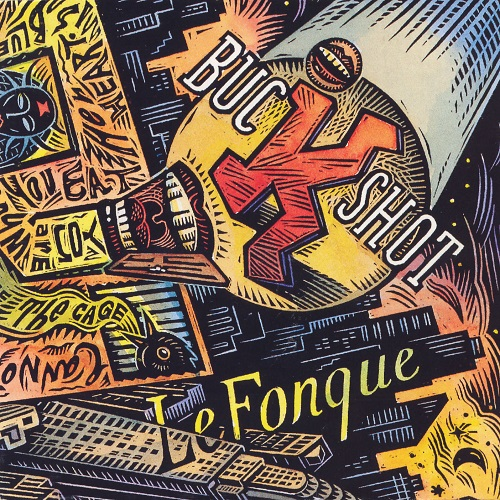 Buckshot LeFonque – Buckshot LeFonque