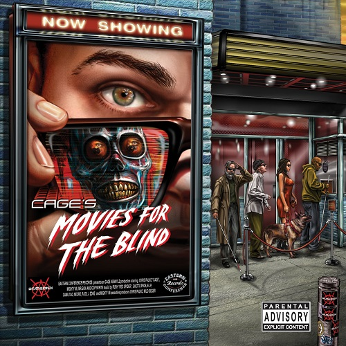 Cage – Movies For The Blind