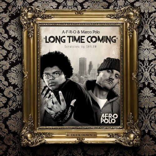 A-F-R-O – Long Time Coming