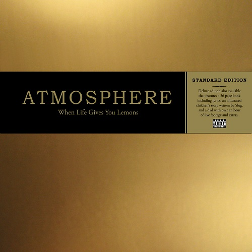 Atmosphere – When Life Gives You Lemons, You Paint That Shit Gold