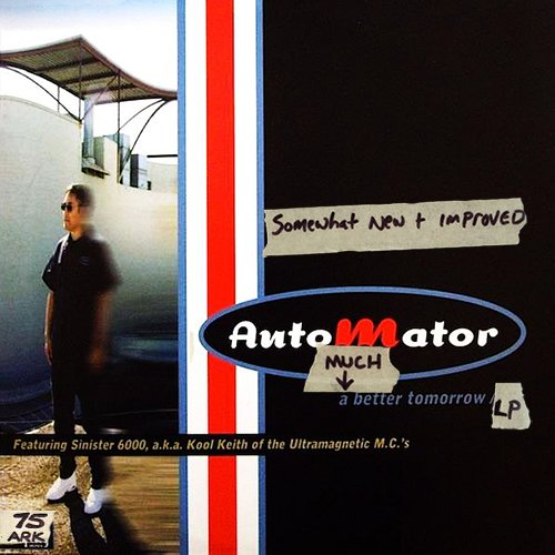 Dan The Automator – A Much Better Tomorrow