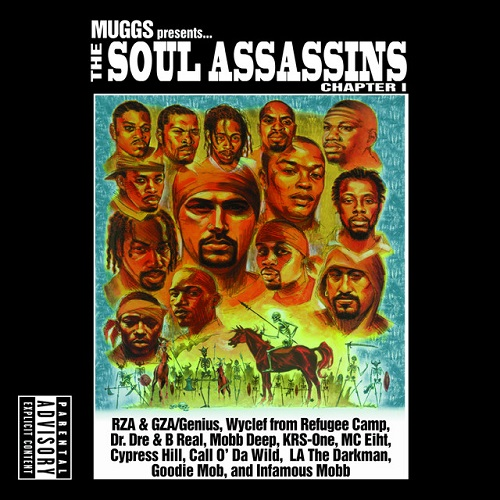 Dj Muggs – Muggs Presents… The Soul Assassins Chapter I