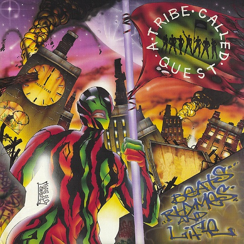 A Tribe Called Quest – Beats, Rhymes And Life