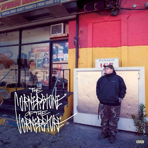 Vinnie Paz – The Cornerstone Of The Corner Store