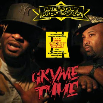 Freestyle Professors – Gryme Tyme
