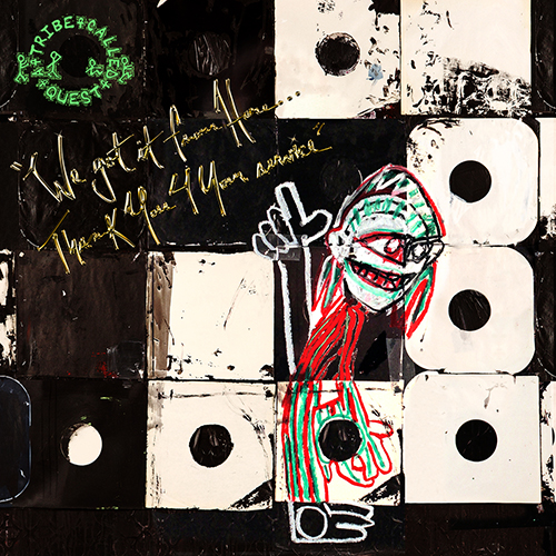 A Tribe Called Quest feat. Busta Rhymes – Dis Generation