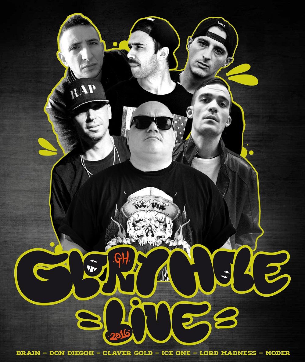Glory Hole Records lancia la serie di eventi Glory Hole Live!